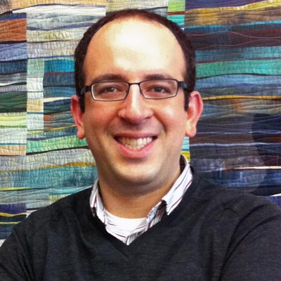 Dr Nader Ghasemlou