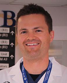 Dr Daniel McIsaac